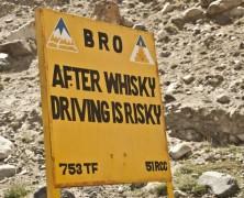 Drogi Ladakhu