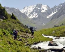 Ala-Kol Trekking
