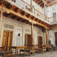 Top hotele Buchary
