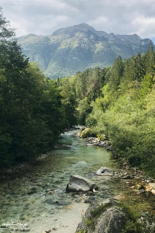 Dolina Soczy/Soca river